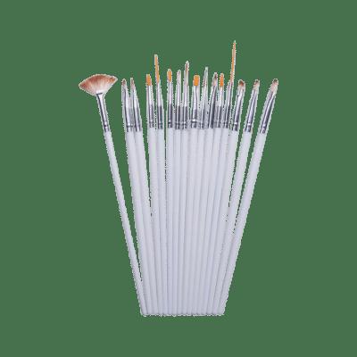 15 pc brush set